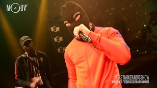 "KALASH CRIMINEL : ""Sauvagerie #2"" + ""Arrêt du cœur"" ft KAARIS... @ First Mike Radio Show Live #4"