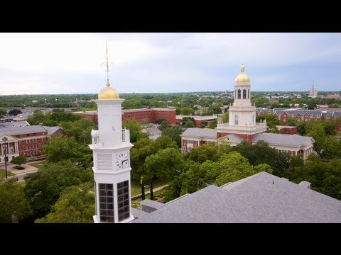 Baylor University Campus Tour - Campus Life