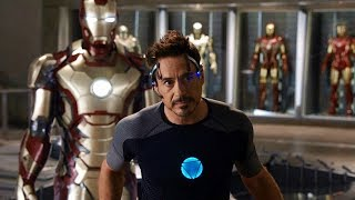 "Tony Stark ""Nothing's Been The Same Since New York"" - Iron Man 3 (2013) Movie CLIP HD"