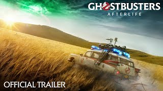 GHOSTBUSTERS: AFTERLIFE: Official Trailer
