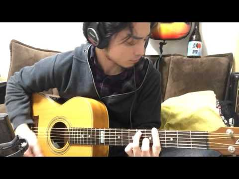 (TAB有)「Sweet Memories 」松田聖子Seiko Matsuda Fingerstyle solo guitar By龍藏Ryuzo