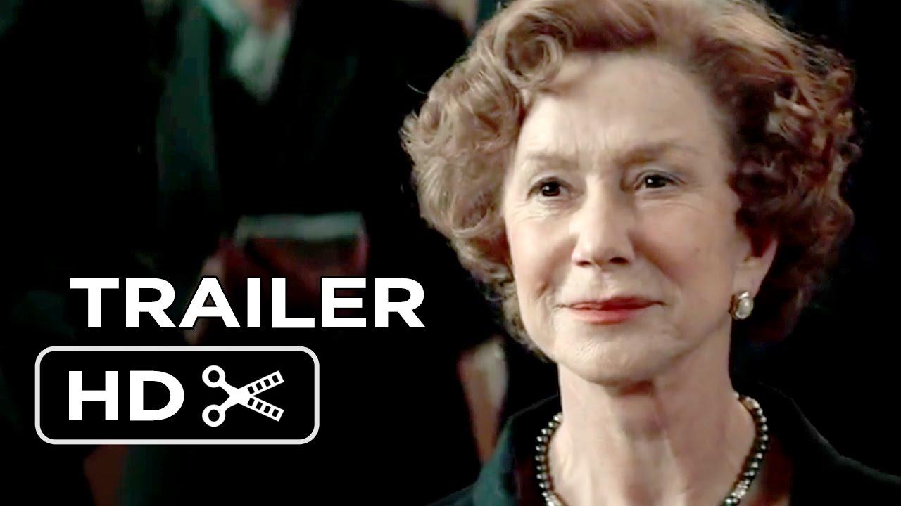 Жената в златно (2015) Трейлър
