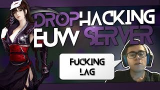 TFBlade | HACKING ON EUW SERVER (REAL!!!)