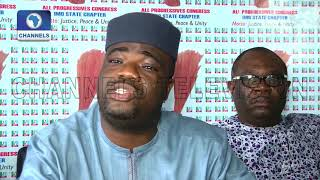 Suspension Of Gov Okorocha Is A Nullity, Imo APC Chairman Insists
