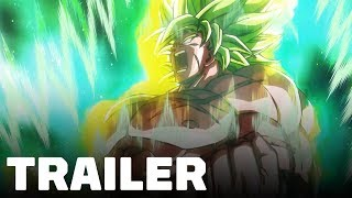 Dragon Ball Super: Broly Trailer HD