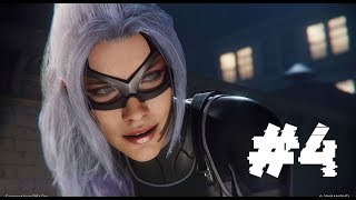 Marvel's Spider-Man PS4 DLC #4- Black Cats are bad luck -The Heist