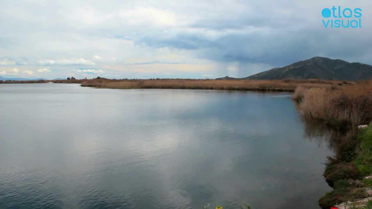 Moustos Lake Peloponnese
