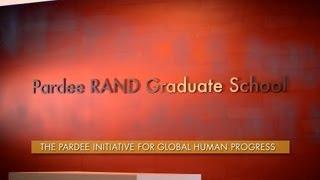 Awe Inspiring The Original Ph D In Public Policy Analysis Pardee Rand Short Hairstyles Gunalazisus