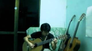 Trống cơm Solo Guitar  - Johan