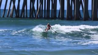 Izzy Gomez, SUP Surf World Champion 2014