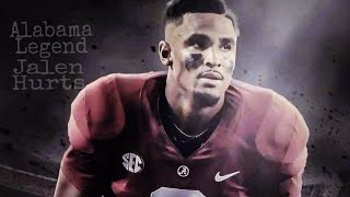 Jalen Hurts A True Alabama Legend 1080 HD