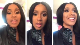 Cardi B Clownz the SH** Out OF 21 Savage Lookalike!