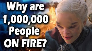 Why Game of Thrones Burning of King's Landing Fails