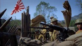 對手嚴陣以待,八路軍和中國獵人拿人命來衝鋒,和日軍展開最後的決戰!