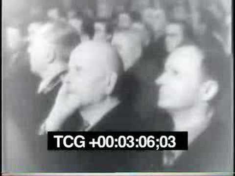 1957, October 4: Celebrating Sputnik