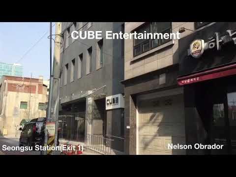Cube Entertainment (address)