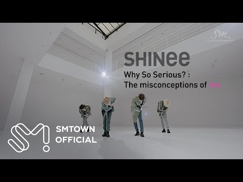 SHINee 샤이니 'Why So Serious?' MV Teaser