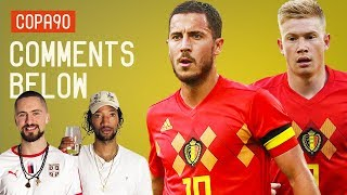Will Belgium Be The Dark Horse That Wins the World Cup? | Comments Below