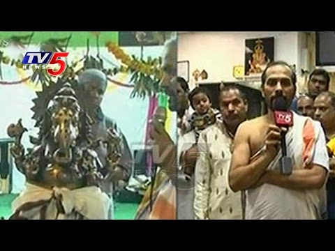 Jersey City NRIs celebrate Ganesh Festival in style
