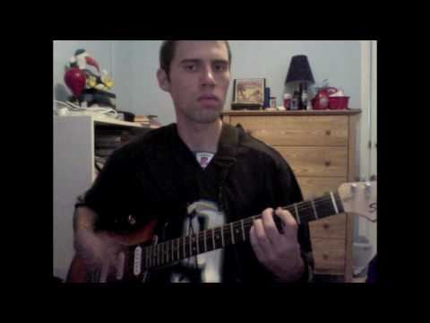 Against Me!- Stop! Guitar Cover