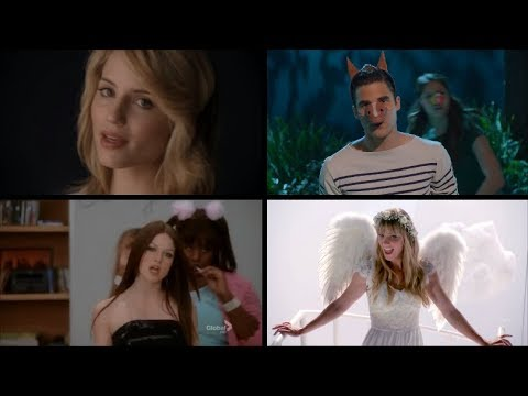 Best and Worst Glee Performances By Each Character