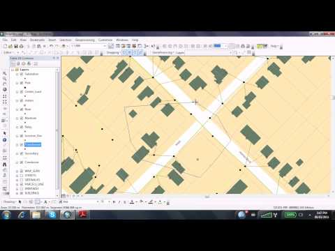 How To Selection By Graphics in ArcGIS