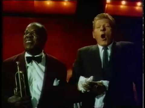 Louis Armstrong & Danny Kaye - When the saints