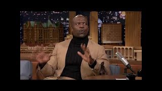 Terry Crews Is Scary Happy Funny Moments