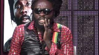 Jah Bouks Interview Part 1 - Onstage Feb 15 2014