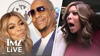 Wendy Williams Files for Divorce from Husband Kevin Hunter   TMZ Live