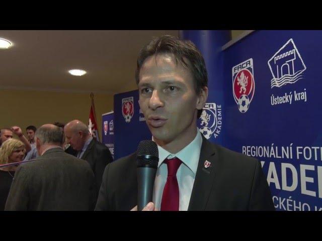 Fotbalová akademie FAČR - Ústecký kraj