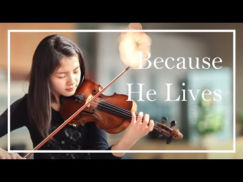 Because He Lives 살아 계신주 - Jennifer Jeon