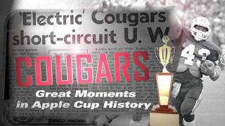 Apple Cup 2008: Cougs win in 2OT!