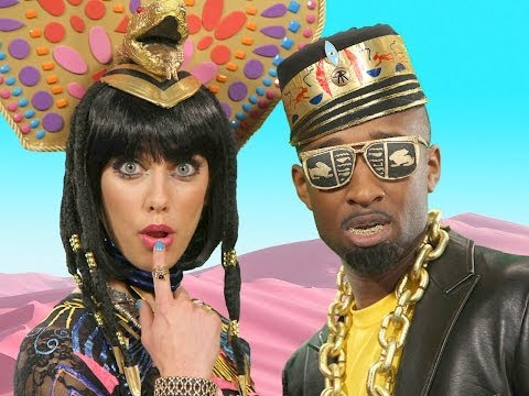 Baixar Katy Perry - Dark Horse PARODY Key of Awesome #85