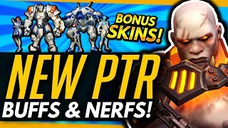 Overwatch | Why Players Hate The New Brigitte Nerf - NEW PTR
