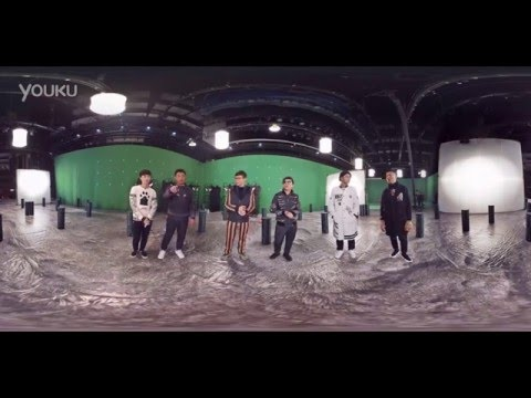 160417 Go Fighting S2 VR 360 Promotional Video 1 张艺兴 Zhang Yixing LAY