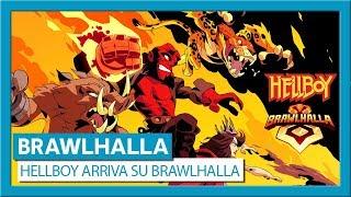 Brawlhallha - arruva Hellboy