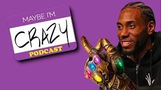 Kawhi Snaps the NBA Into Balance (feat. Arash Markazi)    EPISODE 96    MAYBE I'M CRAZY