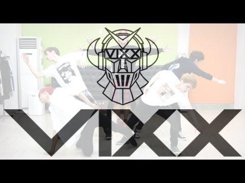 빅스(VIXX) - 'hyde' 안무 연습 영상 (Practice 'hyde' dancing Video)