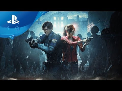 Resident Evil 2 | Launch Trailer | PS4