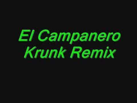 El campanero kumbia mix