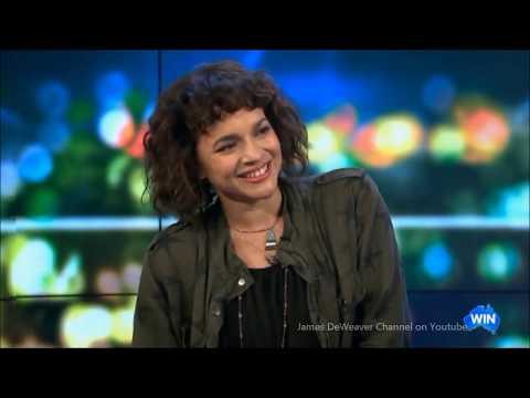 Norah Jones LIVE Australian Tv Interview April 11, 2019