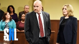 The Lawyer - SNL