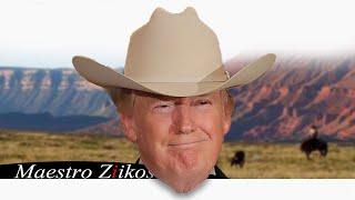Lil Nas X - Old Town Road ( Cover by Donald Trump )