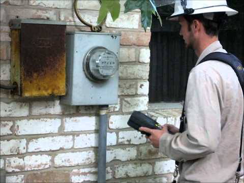 Spark Energy Video of Smart Meter Installation