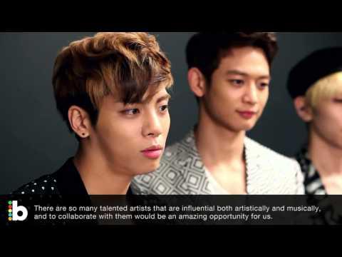 130313 SHINee Billboard Interveiw