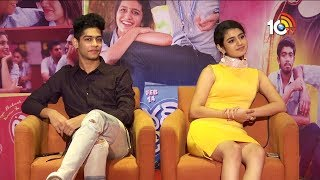 Priya Prakash Varrier & Roshan Rahoof Interview: Lover..