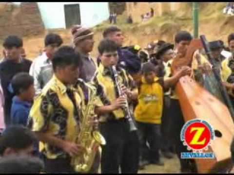 DEJAME CARIÑO Orquesta LOS ELEGANTES DEL FOLKLORE de huanuco