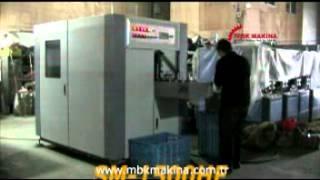 STRONG-M SM 1500 PET Şişirme makinası