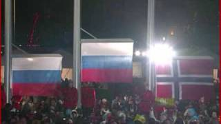 Anthem of the Russian Federation - 2010 Winter Olympics